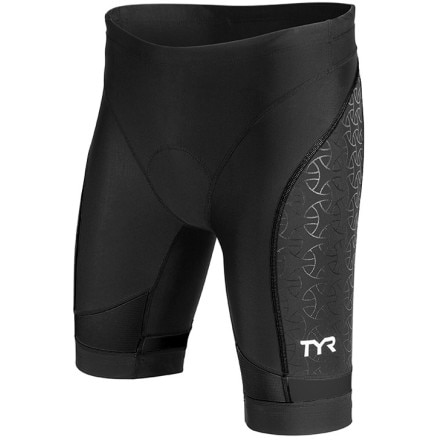 TYR Competitor 8in Tri Women's Shorts