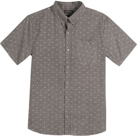 United by Blue Mountain Print Button Down Shirt - Men's