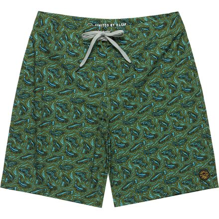 United by Blue Upstream Performance Board Short - Men's