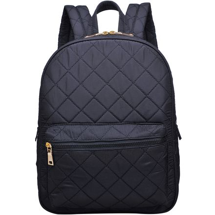 Urban Expressions Yoga Quilted Backpack