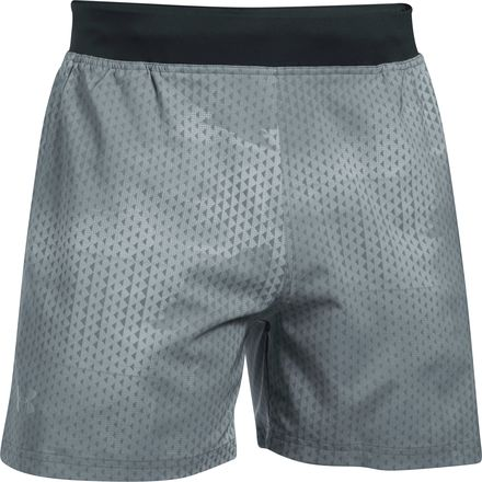 Under Armour SpeedPocket 5in Print Short - Men's