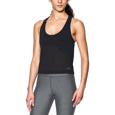 Under Armour Tech Slub Shorty Tank Top - Women's