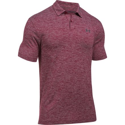 Under Armour Threadborne Tour Polo Shirt - Men's