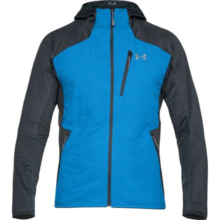 Under Armour Coldgear Reactor 3G Hooded Jacket - Men's