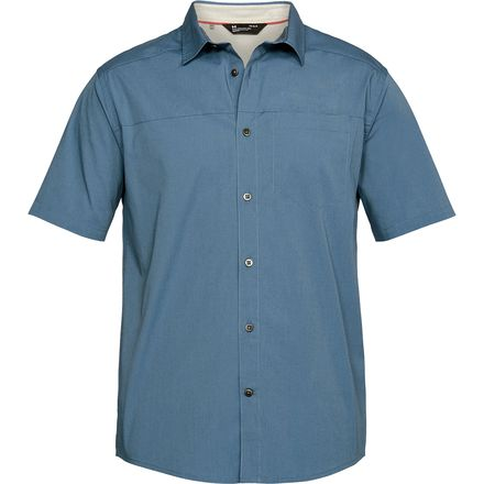Under Armour Pierpoint Short-Sleeve Shirt - Men's