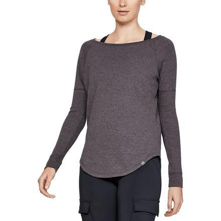 Under Armour Waffle Crew - Women's