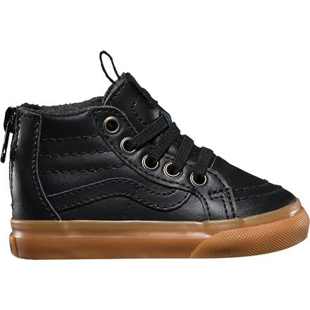 Vans Sk8-Hi Zip Shoe - Toddlers'