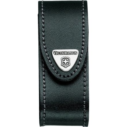 Victorinox Leather Swiss Army Pouch (2-4 Layer)