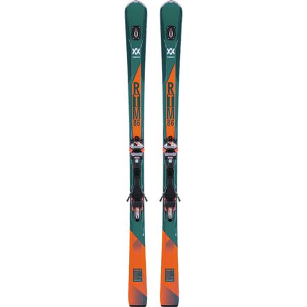 Volkl RTM 86 Ski with iPT WR XL 14.0 FR GW Binding