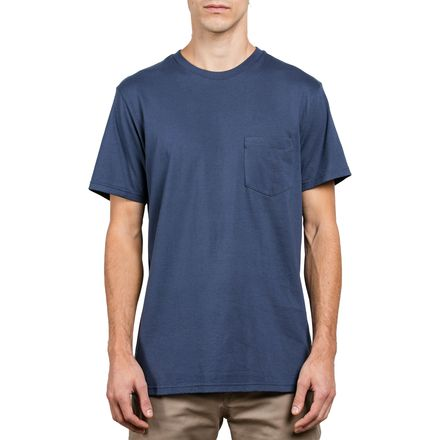 Volcom Solid Pocket T-Shirt - Men's