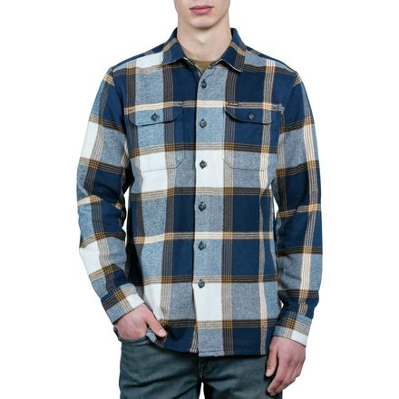 Volcom Heavy Daze Long-Sleeve Shirt - Men's
