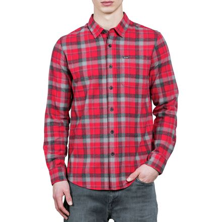 Volcom Caden Long-Sleeve Shirt - Men's