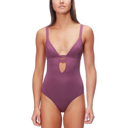 Vitamin A Backcountry Exclusive Neutra Maillot One-Piece Swim Suit - Women's