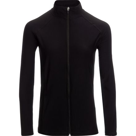 Vogo Activewear Solid Full-Zip Performance Jacket - Women's