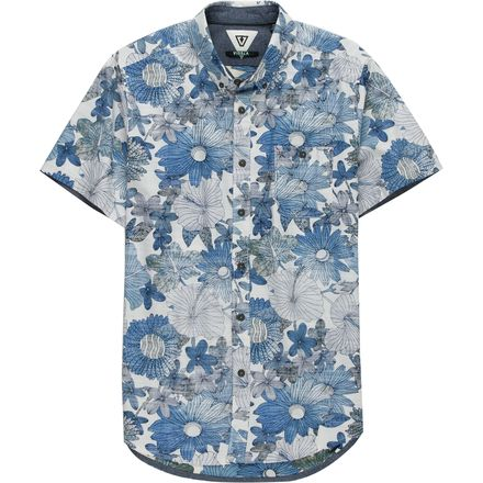 Vissla Lahaina Short-Sleeve Shirt - Men's