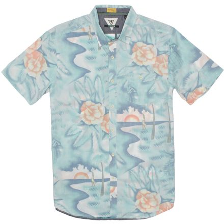 Vissla Pina Island Short-Sleeve Shirt - Men's