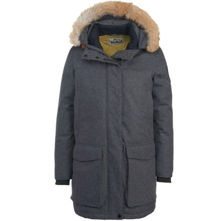 Woolrich Wool Face Patrol Down Parka - Women's