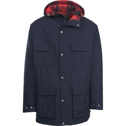Woolrich Advisory Wool Insulated Parka - Men's