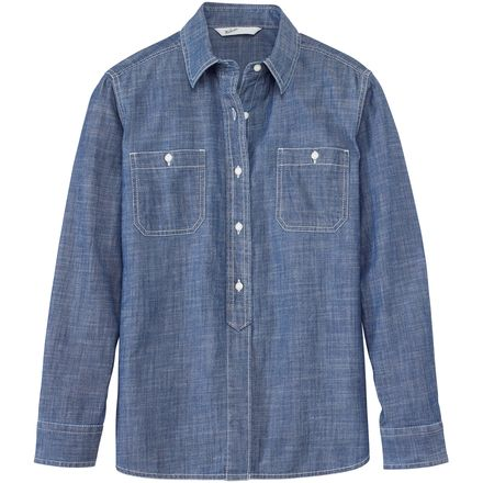 Woolrich Chambray Shirt - Women's