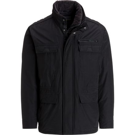 Weatherproof Cotton Nylon Four Pocket Jacket - Men's