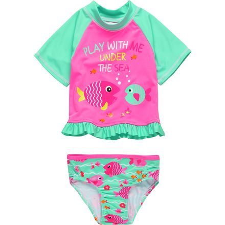 Wippette Under the Sea Swim Set - Toddler Girls'