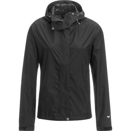 White Sierra Trabagon Rain Jacket - Women's