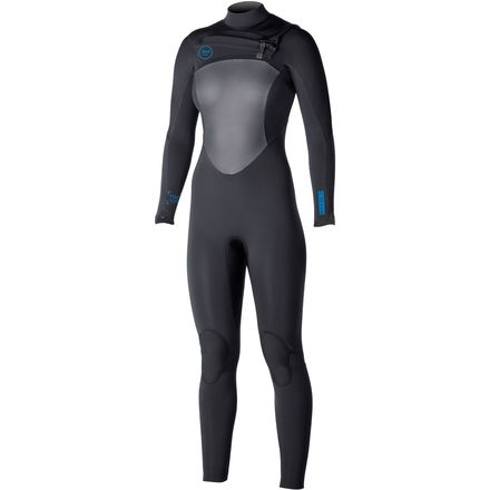 XCEL Hawaii 3/2 Revolt TDC Chest-Zip Full Wetsuit - Women's