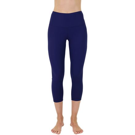 Yogalicious 22in Inseam High Waist Capri - Women's