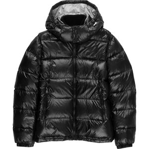 ADD Down Jacket with Removable Hood - Boys'