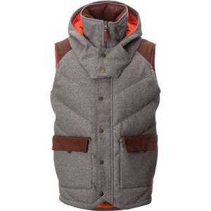 Alps & Meters Alpine Hooded Vest - Men's