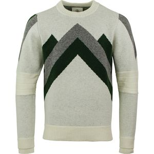 Alps & Meters Ski Race Knit Sweater - Men's