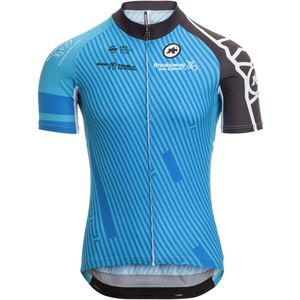Assos ToC Most Courageous SS JerseyClubGear - Men's