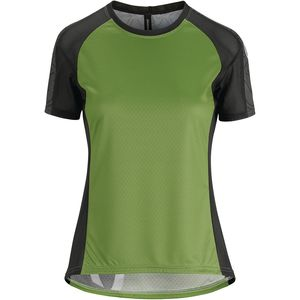 Assos Trail Short-Sleeve Jersey - Women's