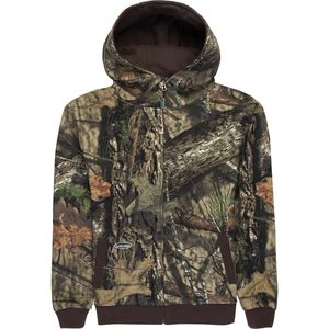 Arborwear Double Thick Mossy Oak Full-Zip Hoodie - Men's