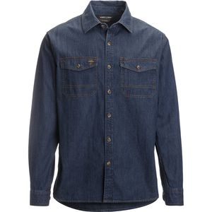 Arborwear Peninsula Denim Shirt - Men's