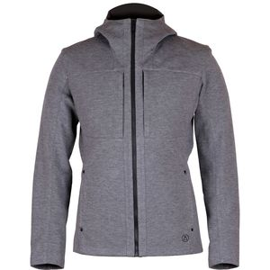 Alchemy Equipment Laminated Hooded Softshell Jacket - Men's