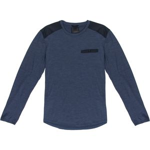 Alchemy Equipment 180GSM Single Jersey Merino Crew Shirt - Men's