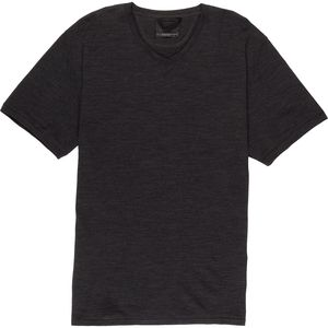 Alchemy Equipment Single Jersey Merino V-Neck Short-Sleeve Shirt - Men's