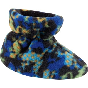 Acorn Easy Print Bootie Slipper - Toddler/Infant Boys'