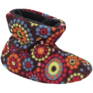 Acorn Easy Print Bootie Slipper - Toddler/Infant Girls'