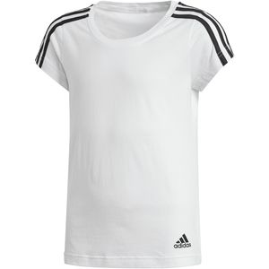 Adidas Outdoor 3-Stripe T-Shirt - Girls'