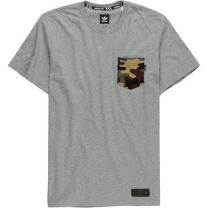 Adidas Camo Pocket T-Shirt - Men's