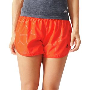 Adidas M10 Embossed Boost Print Short - Women's