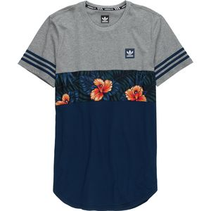 Adidas Sweet Leaf Blocked Crew - Men's