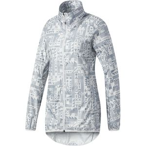 Adidas Supernova Tokyo Mind Map Print Graphic Jacket - Women's
