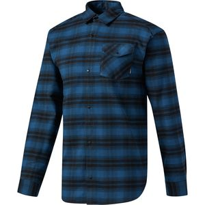 Adidas Stretch Flannel Shirt - Men's