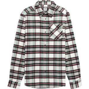 Adidas Tartan Flannel Shirt - Men's