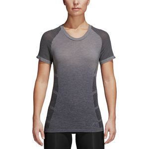 Adidas Ultra Primeknit Wool T-Shirt - Women's