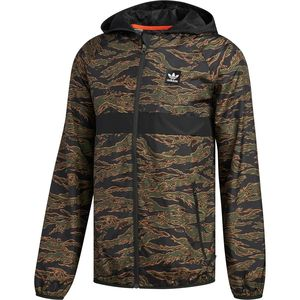 Adidas Camo Blackbird Packable Jacket - Men's
