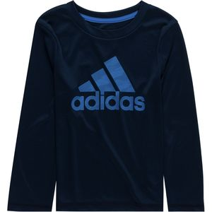 Adidas Long-Sleeve Dot Camo Logo T-Shirt - Toddler Boys'